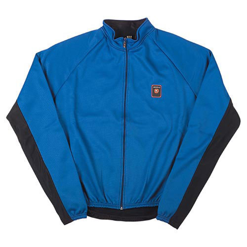 HEBO JACKET BICYCLE WINDTEX S-BLUE HB4000SA
