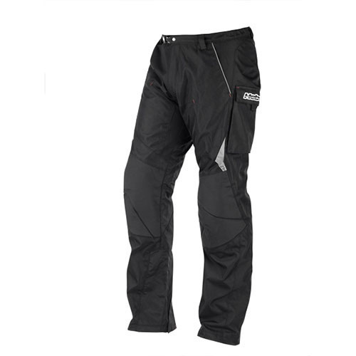 HEBO PANTS BAGGY II-XL BLACK HE3127XLN