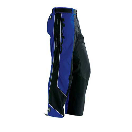 HEBO PANTS BAGGY L-BLUE HE3515LA