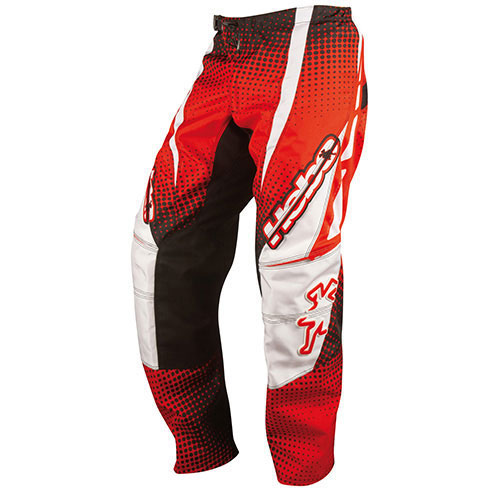 HEBO PANTS END-CR PHENIX 4 JUNIOR L-RED HE3524LR