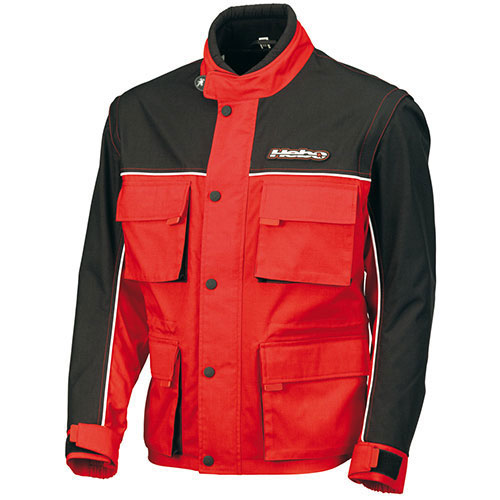 HEBO JACKET PHENIX JUNIOR 02 L-RED HE4521LR