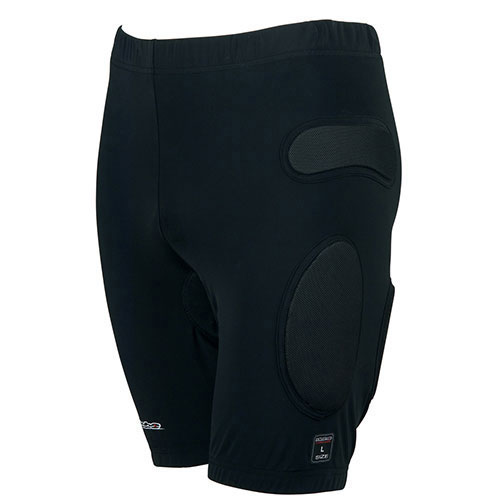 HEBO ISOTHERMAL SHORTS L-BLACK HE6603LN
