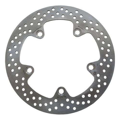 MOTO-MASTER BRAKE DISC FRONT BOMBARDIER/CANAM RENEGADE 800 110338