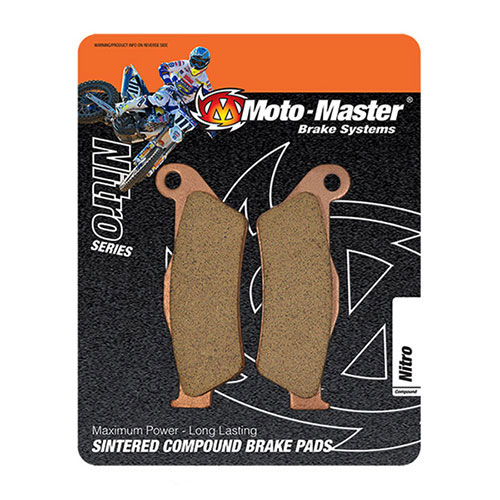 MOTO-MASTER ΤΑΚΑΚΙΑ CAN AM: DS 250 07-11 ΕΜΠΡΟΣ / ΠΙΣΩ 098321