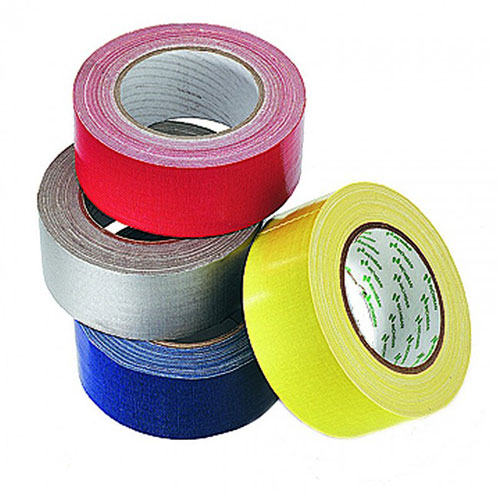 TMV CLOTH TAPE RED (35M) 016003