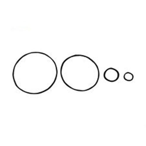 TWIN AIR O-RING SET FOR OIL COOLING SYSTEM 160400/401/402/403/404/405 160500