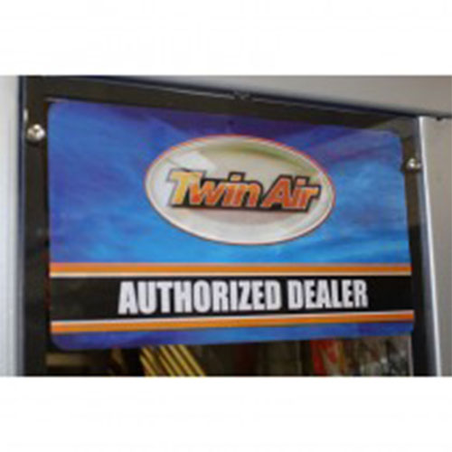 TWIN AIR AUTHORISED DEALER STICKER 177713