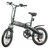 GAS GAS-TORROT BICYCLE ELECTRIC TORROT CITY SURFER BLACK 17TT-B0416-BK