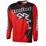 HEBO JERSEY END-M/X SWAY XLARGE RED HE2535XLR