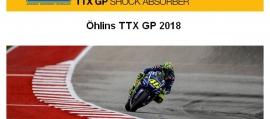 Öhlins TTX GP 2018